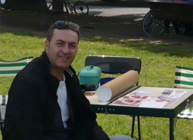 Marco Corsini, socio fondatore, segreteria